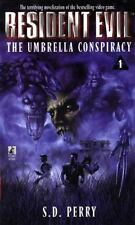 Resident Evil: Umbrella Conspiracy Vol. 1 by S. D. Perry (1998, Paperback)