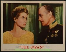 THE SWAN LOBBY CARD Size 11x14 Inch Movie Poster GRACE KELLY 1956 Card #5