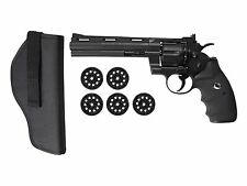 Colt Python .357 CO2 BB Revolver Kit Single-Action Double-Action - 0.177 cal