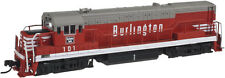 ATLAS 40000578 N U25B CB&Q 101 (Burlington) C-10 Mint - Brand New
