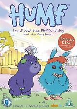 HUMF - VOLUME 3 - HUMF AND THE FLUFFY THING - DVD - REGION 2 UK