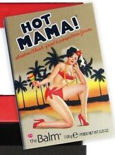 TheBalm Hot Mama Mama! Blush Blusher And Eye Shadow makeup The Balm