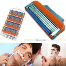 4pcs Generic Replacement Blades Cartridges for Gillette Fusion Shaving Razor AA
