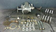 1999 Honda VT600c VT 600 VT600 VLX Shadow 99 Engine Oil Pump chain Sensor pipe