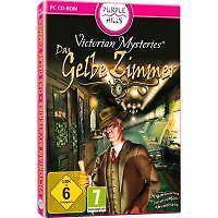PC CD-ROM  DAS GELBE ZIMMER  Wimmelbild-Abenteuer