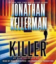 KILLER BY JONATHAN KELLERMAN 2014 AUDIO 9 CD AUDIOBOOK UNABRIGED NEW NIB SIGNED