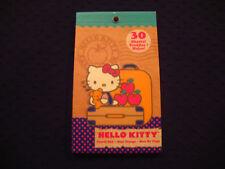 Hello Kitty - Travel Pad - 30 Sheets - Mini Note Pad Decorative Sheets