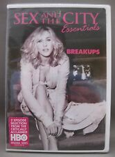 SEX AND THE CITY ESSENTIALS; BREAKUPS DVD NEW SEALED