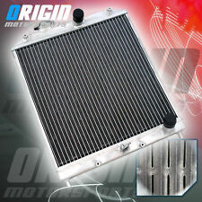 92-00 HONDA CIVIC DUAL CORE EG EK RACING MANUAL ALUMINUM COOLING RADIATOR 44MM