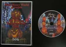 Mickey's Not So Scary Halloween Party 2015 the DVD