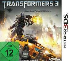 Nintendo 3DS Transformers 3 Stealth Force Edition  Deutsch Neuwertig