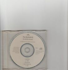 Sundays-The Blind Sampler UK promo cd