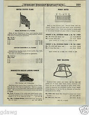 "1919 PAPER AD Winchester Breech Loading Cannon 10 Gauge 12"" Cast Iron WRA"