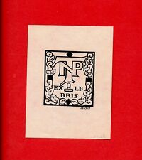 EX LIBRIS-TNP-1913