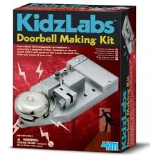 KIDZ LABS DOORBELL MAKING KIT - EDUCATIONAL KIDS SCIENCE & ACTIVITY KIT 4M