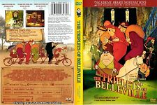 The Triplets of Belleville ~ New DVD 2004 ~ French Gypsy Jazz Musical (2003)