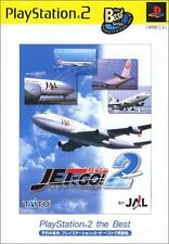Used PS2 TAITO Jet de Go! 2  SONY PLAYSTATION JAPAN IMPORT