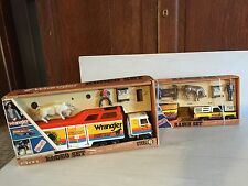 Ertl Toys 1/35 Wrangler Brand Action Rodeo & Ranch Playsets Pickup Truck Horse