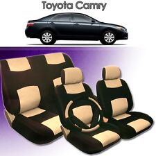 2001 2002 2003 2004 For Toyota Camry PU Leather Seat Cover