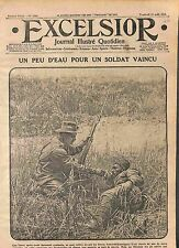 Tommy Battle of Gallipoli Dardanelles Campaign Turkish Soldiers Wounded WWI 1915
