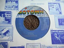 """THE COMMODORES """"STILL"""" / """"SUCH A WOMAN"""" 7"""" 45 NEAR MINT"""