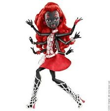 SDCC Exclusive 2013 mattel Monster High Spider as webarella coleccionista sin abrir