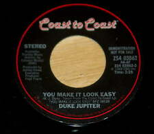 Duke Jupiter 45 You Make It Look Easy  PROMO