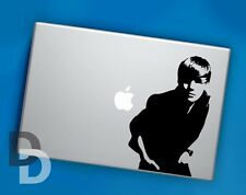 Justin Bieber Macbook decal / Vinyl Laptop sticker / Celebrity decal
