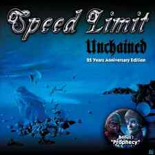 Speed Limit-Unchained / Prophecy CD Stormwitch,Blind Guardian,Accept,Iron Maiden
