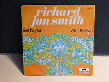 RICHARD JON SMITH Live for you 2058580