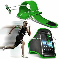 Running Fitness Sports Armband Case & Handsfree For Samsung Galaxy S7 Edge