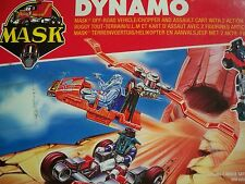 K169996 DYNAMO M.A.S.K. MASK MISB MINT IN FACTORY SEALED BOX VINTAGE ORIGINAL