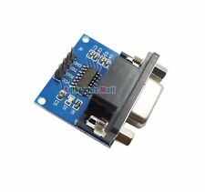 NEU RS232 to TTL Female Serial TTL Module MAX3232 Chip Brush Converter Board