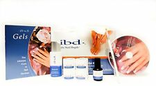 IBD Nail UV Gel Kit Intro Introductory Gel Kit