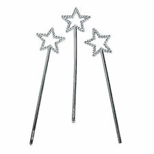 12 PRINCESS mini Star WANDS GIRL'S party favors