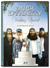DUCK DYNASTY - WEDDING SPECIAL  -  DVD - UK Compatible - sealed