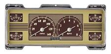 classic instruments 1940 ford deluxe fc4oe oe series finish speedo tach 6 gauge