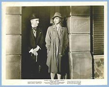 VTG - MONSIEUR VERDOUX - CHAPLIN WITH MARILYN NASH - ORIGINAL MOVIE PHOTO - 1947