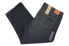 Levis 559 Range 46X29 - 01559-2765 Relaxed Straight Jeans Big & Tall Dark Blue