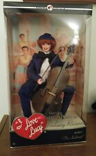 I Love Lucy Lucille Ball Collector Barbie The Audition