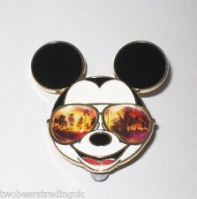 Disney Pin: WDW/DLR Sunglasses Mickey Mouse (New/Card)