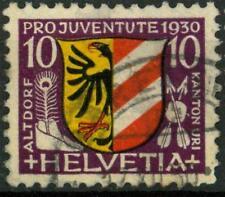 SWITZERLAND - SVIZZERA - 1930 - Pro Juventute