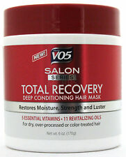 ALBERTO V05 SALON SERIES TOTAL RECOVERY DEEP CONDITIONING HAIR MASK 6 OZ.