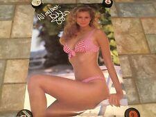 Niki Taylor Poster Playboy Pinup Girl Man Cave Garage Dorm Sexy Model 22 X 32