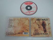 ZIGGY MARLEY/LOVE IS MY RELIGION(COOKING VINYL COOKCD382) CD ALBUM