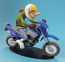 Moto Joe Bar Team  Paul posichon Yamaha 600 XTE Supermotard 1/18 figurine