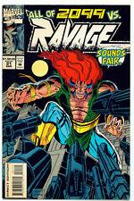 •.•  RAVAGE 2099 • Issue 21 • Marvel Comics