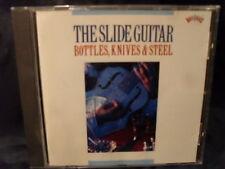 The Slide Guitar - Bottles, Knives & Steel