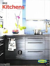 2013 Ikea Catalogue - Kitchens