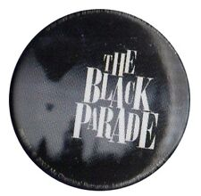 My Chemical romance Black Parade logo 1 inch button pin badge